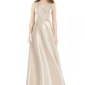 gorgeous classic gown